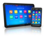 Auch mitarbeitereigene mobile Endgeräte managen Sie einfach sicher mit mobile.dm