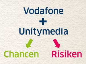 Chancen und Risiken der Fusion von Vodafone und Unitymedia für Geschäftskunden