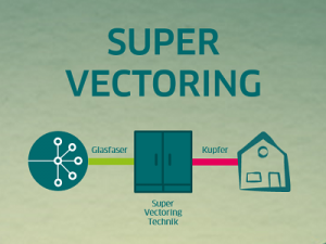 Seit August: Telekom Super Vectoring