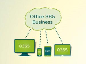 Office 365 Business für Unternehmen