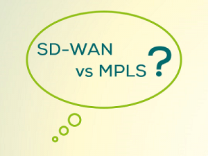 Standortvernetzung: Vergleich SD-WAN vs MPLS