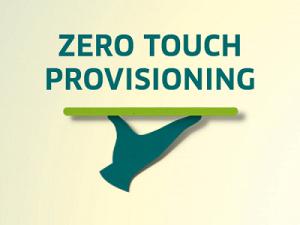 Zero Touch Provisioning (ZTP): Automatisierte Konfiguration von Netzwerkgeräten aus der Ferne.