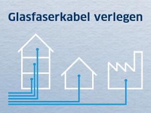 Glasfaser verlegen: Klassischer Tiefbau und alternative Methoden